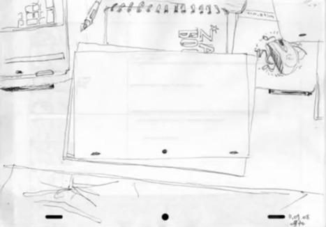 Journal animé de 12 Dessins par Jour pendant 3 ans - Olybop   #emploi #travail #geneve #suisse   Scoop.it