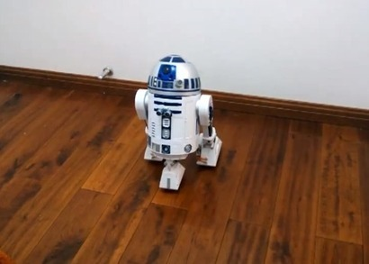 R2D2 fonctionne avec un Raspberry Pi | Technologies et usages | Scoop.it