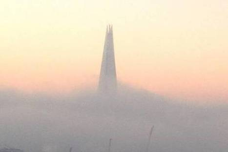 UK weather: thick fog causes cancellation of 100 flights from London City and ... - Evening Standard   Heathrow   Scoop.it