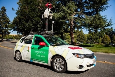 Soon Google Maps Will Tell You How Much Pollution Is on Your Street | Sustainable Futures | Scoop.it