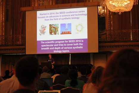 SEED 2016: Welcome to Chicago! | PLOS Synthetic Biology Community | SynBioFromLeukipposInstitute | Scoop.it