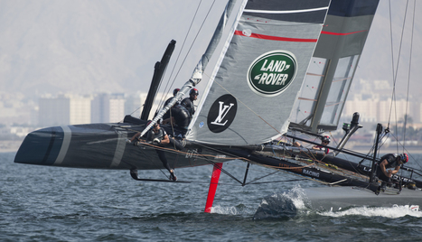 How the America's Cup is Integrating Technology into the Sail Race for a better Spectator Experience | Future  Technology | Scoop.it