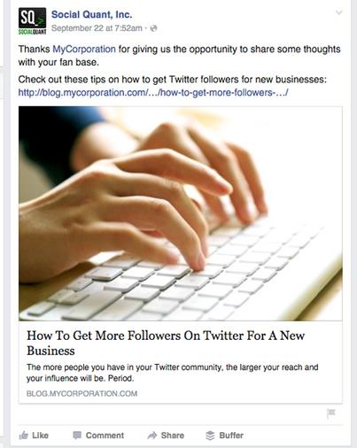Bonnes pratiques Facebook : 10 conseils pour votre entreprise | Tout sur les réseaux sociaux et le commerce | Scoop.it