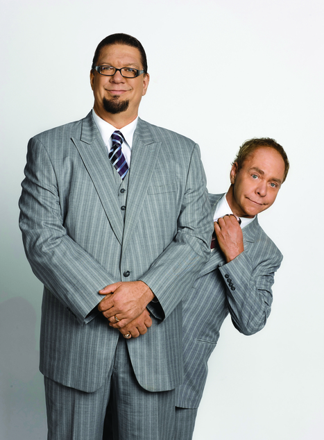 Strand-Capitol adds magicians Penn & Teller to comedy lineup - York Dispatch | Magicians | Scoop.it