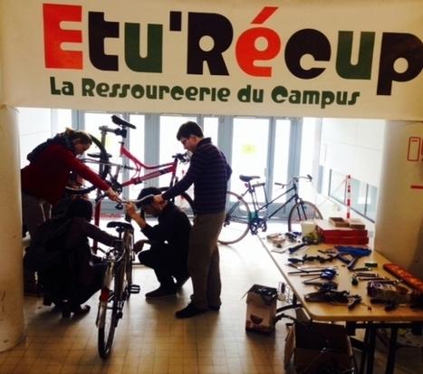 France Bleu | Bordeaux: la ressourcerie du campus est ouverte! | Recyclage et récupération | Scoop.it