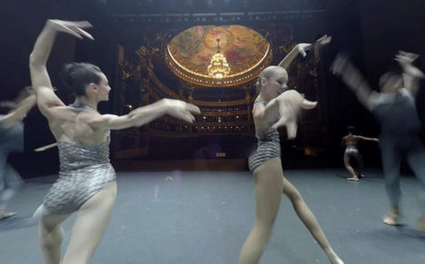 Google Cultural Institute Puts Us All Onstage | The Art of Dance | Scoop.it