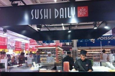 Le marché du sushi ne cesse de se développer - Sud Ouest | SUSHIJU | Scoop.it