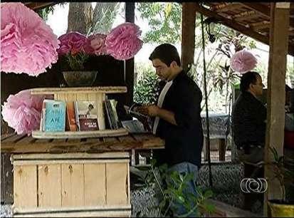 'Casinha da vovó' incentiva a leitura com café e contato com a natureza | Incentivo à Leitura em Bibliotecas Escolares | Scoop.it