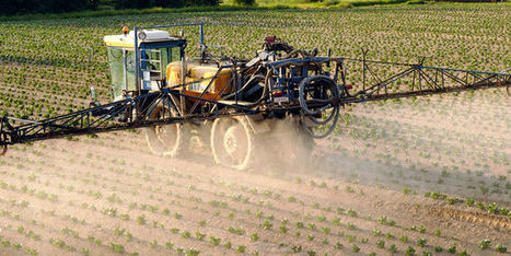 Les riverains des champs sont exposés à un cocktail de pesticides | Toxique, soyons vigilant ! | Scoop.it