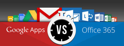 Office 365 plus fort que les Google Apps ?   L'informatique pour la petite entreprise   Scoop.it