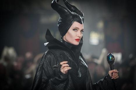 Angelina Jolie on Transforming into Maleficent and Finding Her Voice #MaleficentEvent - FSM Blogs | Disney News | Scoop.it