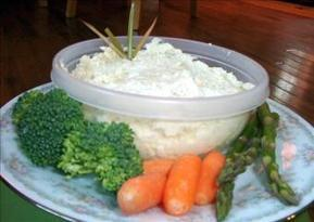 Curry, Feta, and Garlic Dip Recipe from Cooklime | Gourmet Garlic | Scoop.it