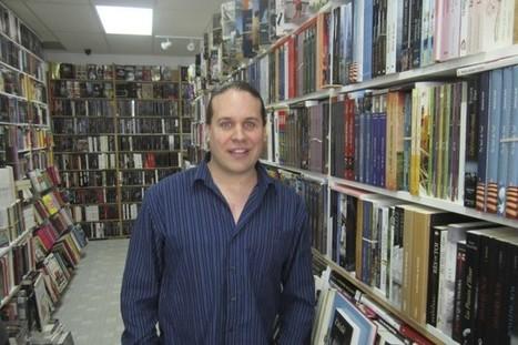 De décrocheur à libraire: «Les livres ont transformé ma vie» | Sophie-Luce Morin, auteure | Scoop.it