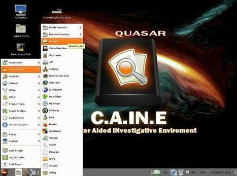 CAINE : Distribution orientée forensique | OS : Unix et dérivés | Scoop.it
