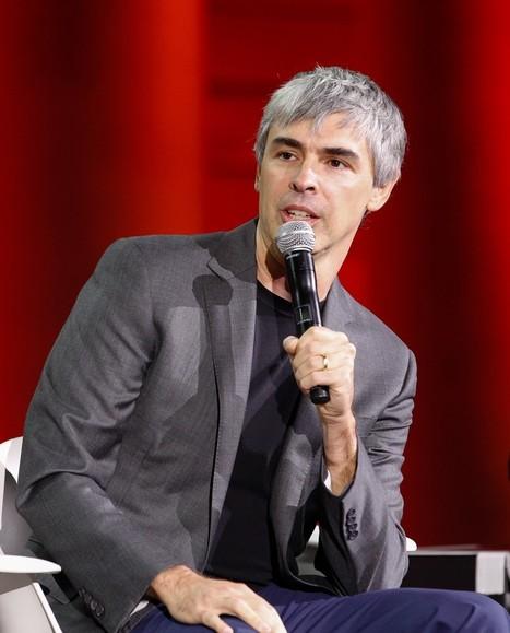 Larry Page Punts on a Chance to Explain Alphabet's Woes | Post-Sapiens, les êtres technologiques | Scoop.it