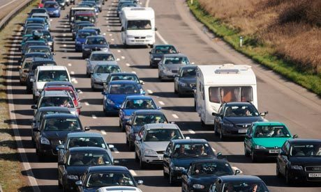 MIT: Eliminating unexplained traffic jams | Amazing Science | Scoop.it