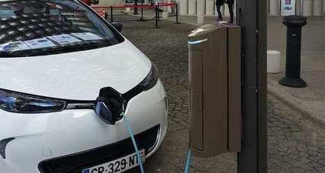 Quand l'éclairage remplace le Wi-Fi et charge les voitures | Plusieurs idées pour la gestion d'une ville comme Namur | Scoop.it