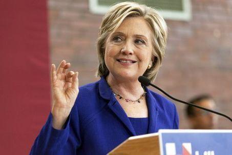Hillary Clinton finit par trancher contre le projet d'oléoduc géant Keystone | The Blog's Revue by OlivierSC | Scoop.it
