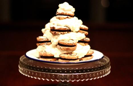 Árbol de Navidad con Cookies y Crema de Baileys | recetitas | Scoop.it