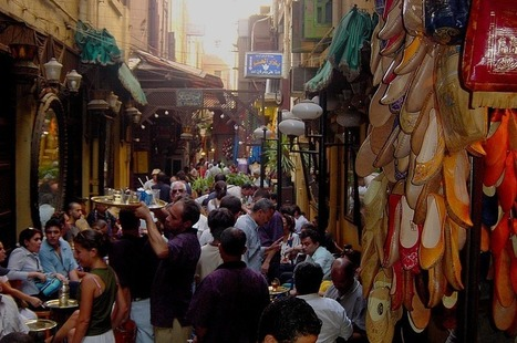 The Bazaars and Suburbs of Ancient Cairo - Powered by em.com.eg | Cairo tour package | Scoop.it