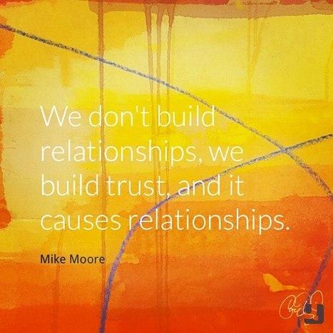 "3 little words that define workplace relationships | @GreatLeadership | ""employee engagement enhancement"" | Scoop.it"