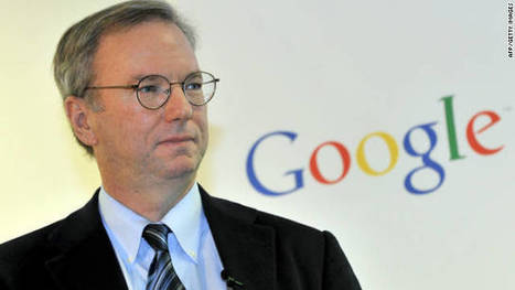Google chairman: 6 predictions for our digital future | Advertising Production | Scoop.it