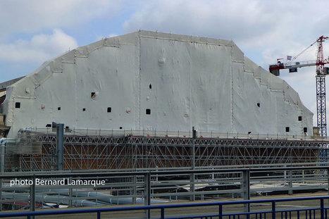 Reprise progressive des travaux de rénovation de la Grande Halle Voyageurs | Bordeaux Gazette | Scoop.it