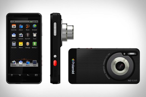 Polaroid SC1630, an Android powered smart camera | Topics of my interest | Scoop.it