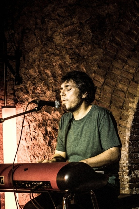 Iván Ferreiro se confiesa en Sala Musik de Murcia | Audiencias | Scoop.it