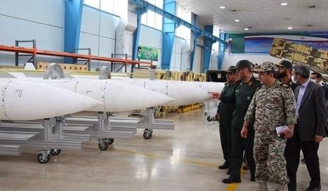 L'Iran commence la production des nouveaux systèmes de défense aérienne ~ Info expresse | Cours particuliers de français à domicile | Scoop.it