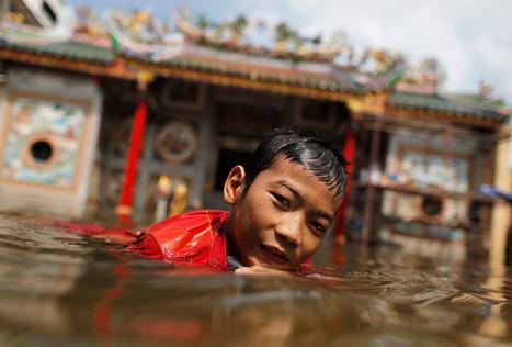 Thailand Martoriata dalle Piogge Mosoniche | Foto dal Mondo | Scoop.it