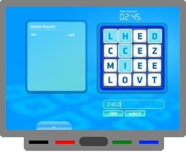 SMART Board Goodies  - Wordshake game for students | IELTS, ESP, EAP and CALL | Scoop.it