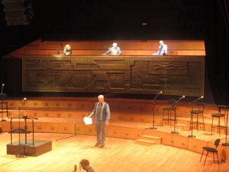 Le second procès de Socrate-pièce inédite d'Alain Badiou - Fiction France Culture   Revue de presse théâtre   Scoop.it