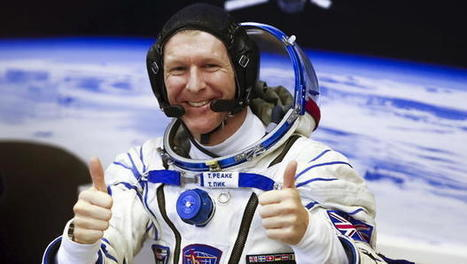 Oops! Astronaut dials wrong number from space | INTRODUCTION TO THE SOCIAL SCIENCES DIGITAL TEXTBOOK(PSYCHOLOGY-ECONOMICS-SOCIOLOGY):MIKE BUSARELLO | Scoop.it