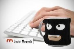 Stop Social Media Mugging People - Social Magnets | AtDotCom Social media | Scoop.it