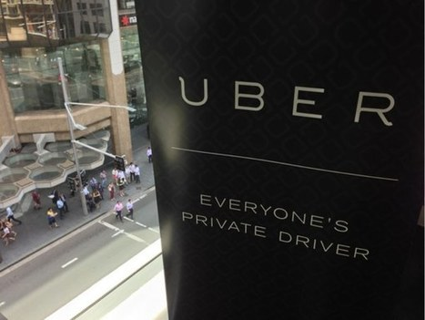 UBER – Everyone's Private Driver | Digital-News on Scoop.it today | Scoop.it