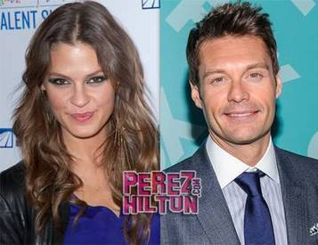 Ryan Seacrest Allegedly Dating Sports Illustrated Model Dominique ... | Dating Advice | Scoop.it