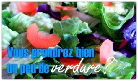 8 Excellentes Raisons de manger de la Salade à tous les repas | Dur A Avaler | Planète Paléo | Scoop.it