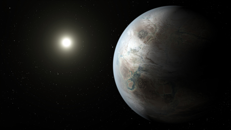 NASA's Kepler Mission Discovers Bigger, Older Cousin to Earth | SJC Science | Scoop.it
