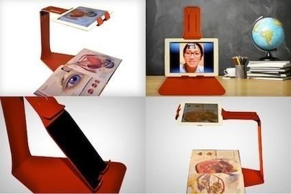 iPad Document Camera Stand | Web 2.0 Tools for Schools | Scoop.it