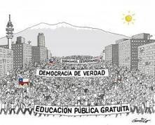 Chili : Bilan 2011 et perspectives 2012, du mouvement étudiant, « Le Chili est une cocotte-minute » | L'enseignement dans tous ses états. | Scoop.it