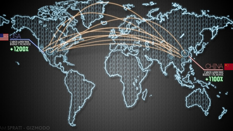 Obama's Now Picking Foreign Targets for a Future Cyberwar | Technology in Business Today | Scoop.it