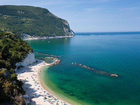 Spiaggia Urbani: The Italian Beach Only Locals Know About | Le Marche another Italy | Scoop.it
