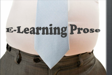 Revising Bloated Prose | E-Learning and Online Teaching | Scoop.it