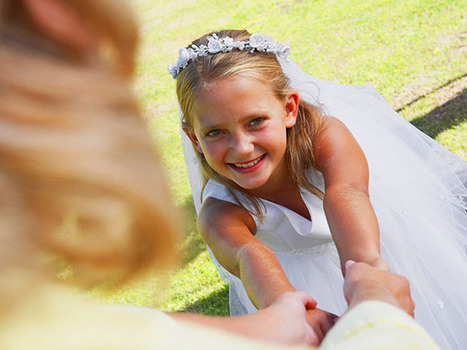 New Irish laws will put a stop to kids tanning before first communion - IrishCentral | Spray Tanning - Tips for running a successful spray tan business | Scoop.it