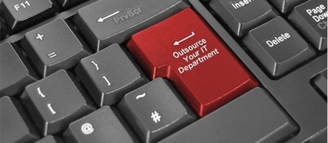 8 Reasons Why You Should Outsource Your IT Department | Managed IT Solutions | Scoop.it