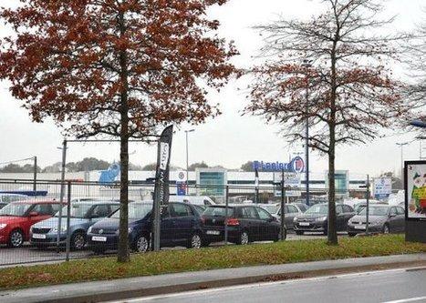 Kerbois.  Un nouveau centre commercial | CDAC | Scoop.it