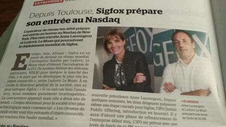 Tweet from @objectifnews | SIGFOX (FR) | Scoop.it