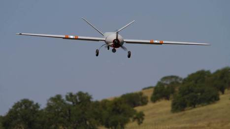 Unmanned Systems (Drones) Can Help With Twister Science : NPR | Research Development | Scoop.it