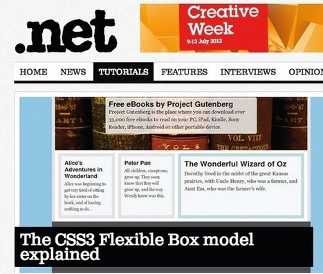 The pro's guide to CSS layouts | Feature | .net magazine | Writing for Social Media | Scoop.it